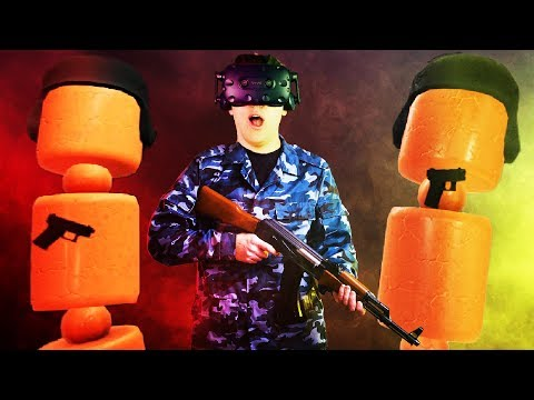 TAKE AND HOLD ROUND 2! - Hot Dogs Horseshoes & Hand Grenades -  HTC Vive Pro VR