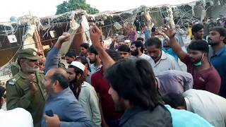Anti-Encroachment Operation #Multan People saying GO imran GO 2018 /Plz SUBSCRIBE