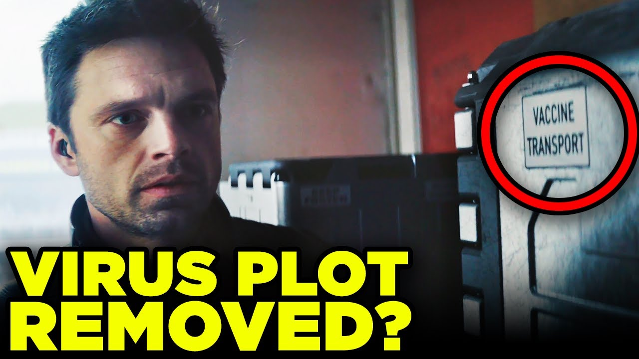 Falcon and Winter Soldier DELETED STORYLINE Revealed!