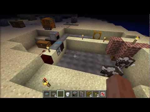 PowerCraft 2.2 - *NEW* Milking Machine & Cake Factory (Minecraft mod)