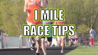 1 Mile Track Race Tips The 1600 Meter Run