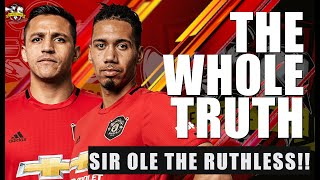 The Truth: What Solskjær did to Sanchez, Smalling & Lukaku that SEALED their Man United Exit!