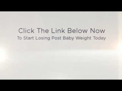 How To Lose Weight After Having A Baby