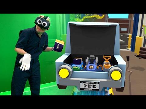 Sleazy Auto Mechanic!   Job Simulator IRL
