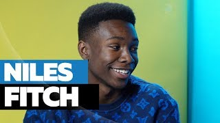 Niles Fitch Talks NBC This Is Us, Tyler Perry, Fave Sneaker + More on 'Scene It'