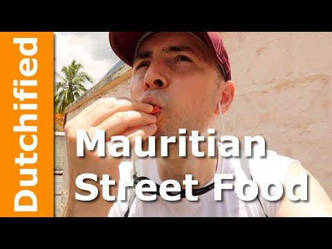 Mauritius Street Food - Best food to try in Mauritian market
