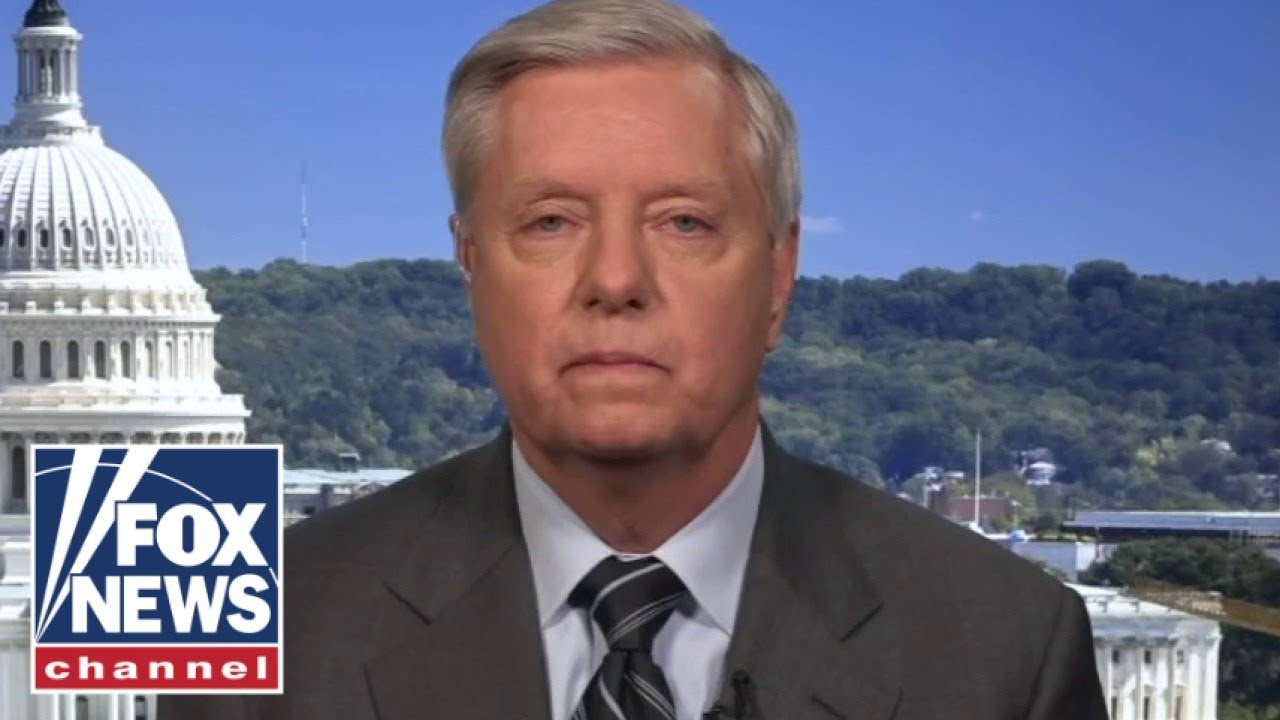 Lindsey Graham says recent Biden statement is 'dumbest thing in the world'