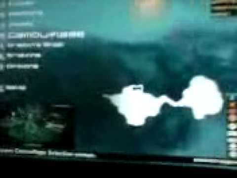 Metal Gear Solid 4 Christmas Tree Easter Egg