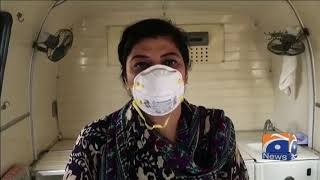Lahore Mein Corona Virus Ki Tashkhees Ke Liye 9 Mobile Units Qaim