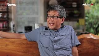Rocky Gerung Cerita Saat Menjadi Dosen Pembimbing Dian Sastro Part 02 - Alvin & Friends 17/06