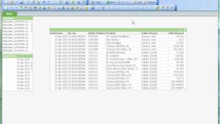 Qlikview Basic Tutorial - Create Dashboard - Free Training Part-1-of