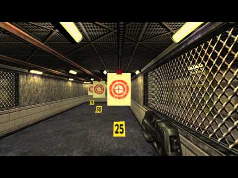 Half-Life: Opposing Force - Boot Camp (Training Level)