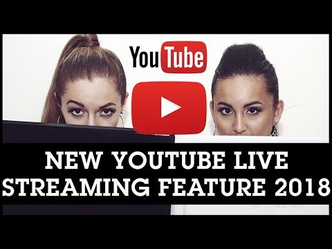 New YouTube Live Streaming Feature: Faster Way To Go Live With *Camera* Option