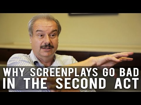 Why Screenplays Go Bad In The Second Act by William C. Martell