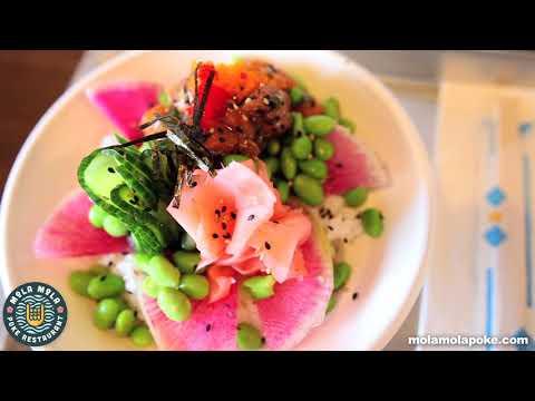 The Sushi Fix at Mola Mola Poke