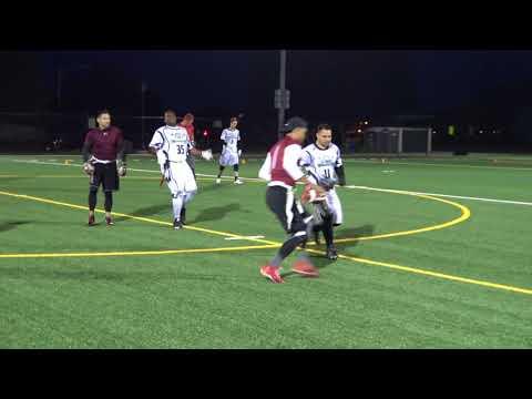Alameda Flag Football League Season 1 -  Week 2