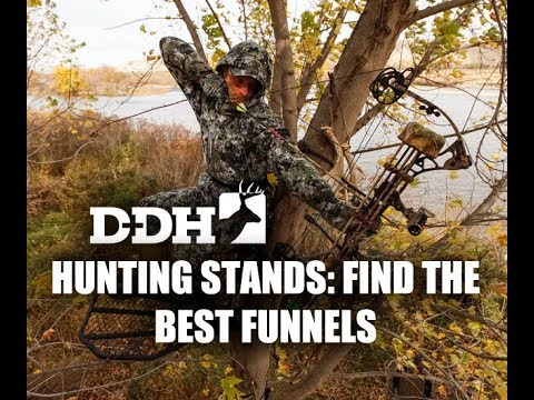 Deer Hunting Stands: Find the Best Funnels | John Eberhart @deerhuntingmag
