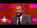 Jamie Dornan Tries to Put Off Dakota Johnson During Sex Scenes   The Graham Norton Show