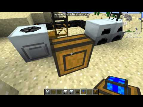 how to make a auto smelter in tekkit