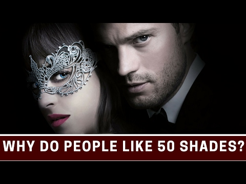 What Makes Fifty Shades of Grey Successful? [LOVE IN FILMS]