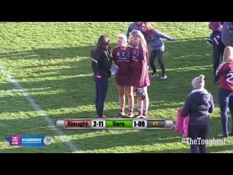 AIB All-Ireland Senior Camogie Club Final Highlights - Slaughtneil vs Sarsfields