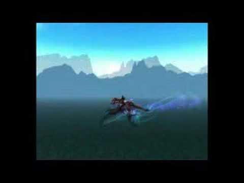 Azeroth Flying
