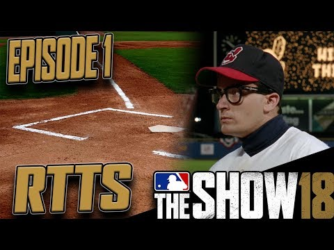 THE MAKING OF THE WILD THING | MLB THE SHOW 18 ROAD TO THE SHOW #1