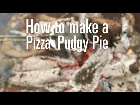 Pizza Pudgy Pie