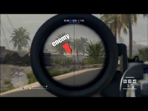 Sniper Montage Battlefield