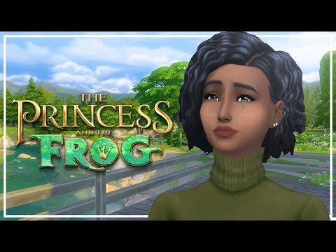 UNFORTUNATE DINNER PARTY // The Sims 4: Princess & The Frog #2
