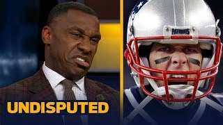 Shannon Sharpe declares Tom Brady