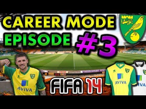 FIFA 14 - Norwich City Career Mode! - Episode #3 - Premier League Start! - SIGNED!
