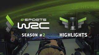 eSports WRC 2017 Finals - Highlights