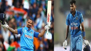 India Vs West Indies 5 Indian Players To Watch Out For - Champions Trophy 2017