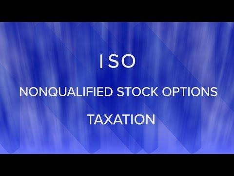 Stock Option Taxation