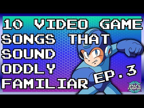 10 Oddly Familiar Video Game Songs | Episode 3 | User Submitted