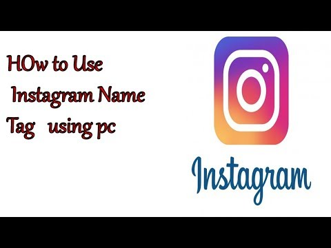 HOw to Use Instagram Name Tag||New Instagram Update