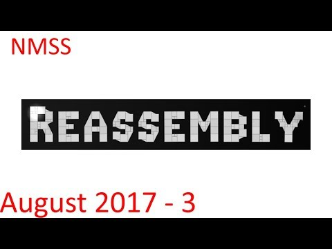 NMSS Reassembly Tournament - August 2017 - Subpool 3