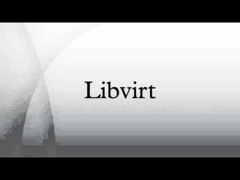 Libvirt