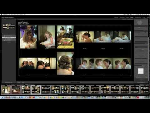 How to Make a Proof Book with Lightroom 4