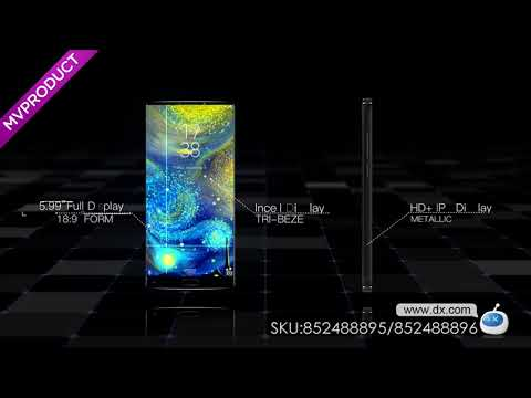 HOMTOM S9 Plus Android 7.0 4G 5.99