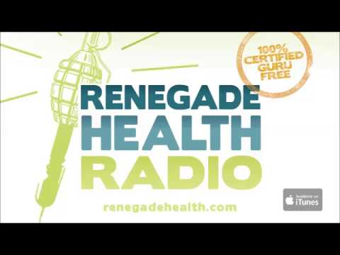 RENEGADE HEALTH RADIO 15: Staying Social While Eating a Healthy Diet