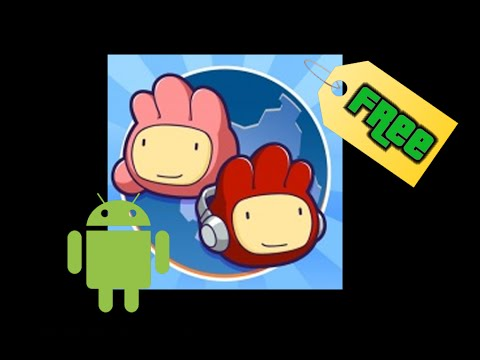 How to Download Scribblenauts Unlimited For Free (Android)