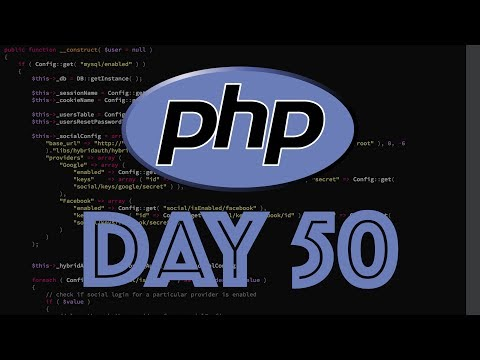 PHP Web Framework Day 50 - Notifications Part 7