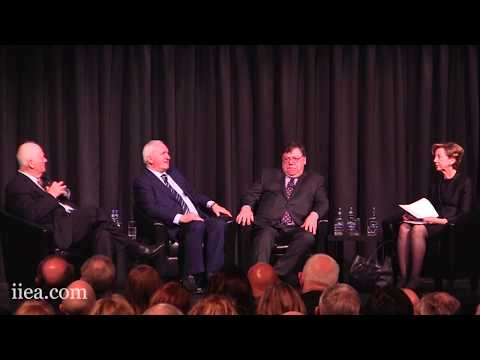 Brexit, Ireland and the Future of Europe - Session 1