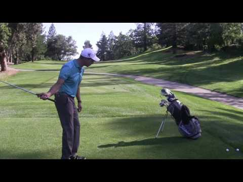 How to grip it to hit it straight