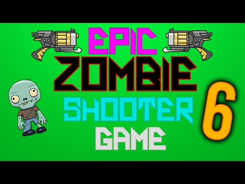 Scratch Tutorial: How to Create an Epic Zombie Shooter Game! (Part 6)