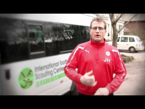 International Football Scouting Center - John Hindley