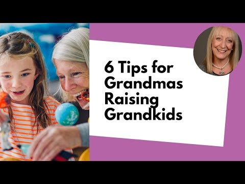 6 Important Principles for Grandparents Raising Grandchildren | Grandparenting Tips