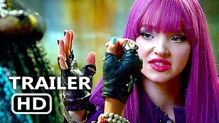 "DESCENDANTS 2 ""Uma Fights Mal"" Sneak Peek (2017) Disney Teen Movie HD"